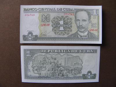 1 Peso 2016 Cuba - P128g - UNC - /H136/