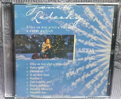 CD - Janek Ledecký  (2004), CD V PĚKNÉM STAVU