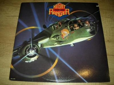 Night Ranger – 7 Wishes (1985) USA ,TOP STAV!!!