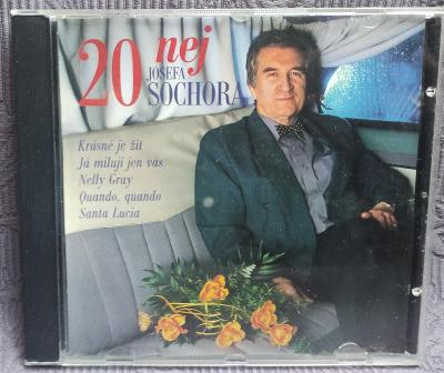 CD - Josef Sochor  (2004), CD V PĚKNÉM STAVU
