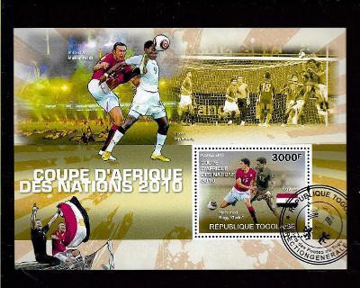 """Togo 2010 - fotbal - Egypt - Mohamed Nagy """"Gedo"""", Ahmed Al Muhammadi"""
