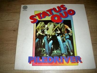 Status Quo – Piledriver (1972) 1.Press , SUPER STAV!!!