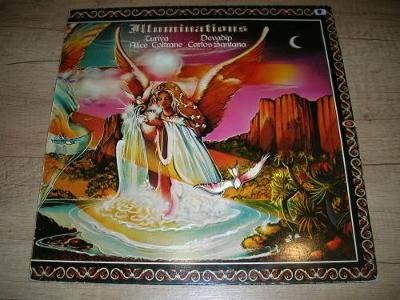 Carlos Santana & Turiya Alice Coltrane  (1974) EX+