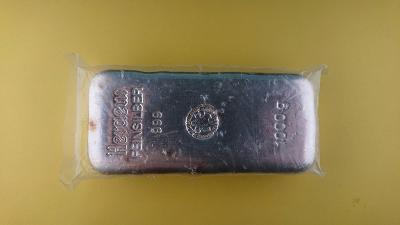 Investiční stříbrný slitek Heraeus Feinsilber 1Kg