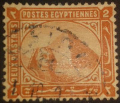 Egypt- ražené