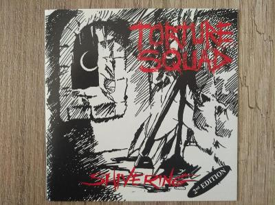 CD-TORTURE SQUAD-Shivering/thrash,death,Brazil,1řadovka,rare,pres 1995
