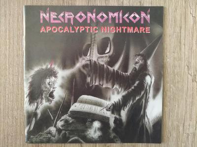CD-NECRONOMICON-Apocalyptic Nightmare/leg.thrash,DE,reed 2006