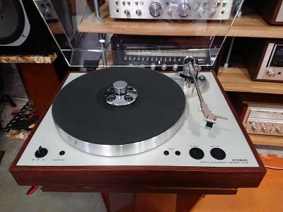 gramofon Luxman PD 291