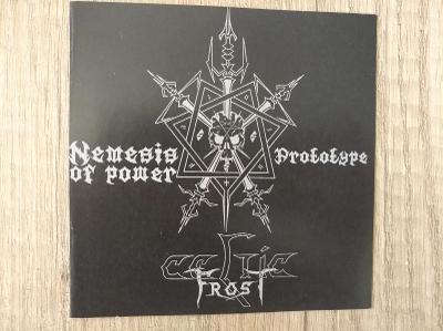 CD-CELTIC FROST-Nemesis Of Power/Prototype/leg.thrash,black,Swiss