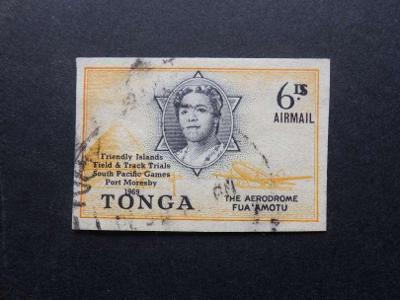 Anglie - kolonie - TONGA