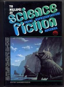 To nejlepší ze science fiction (Sterling Egan Haldeman Silverberg...)