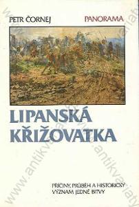 Lipanská křižovatka Petr Čornej Panorama, 1992