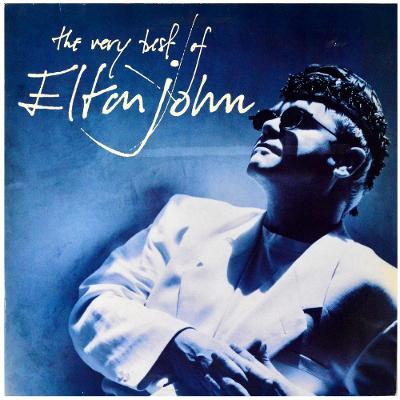 Gramofonová deska ELTON JOHN - The very best of (2LP)