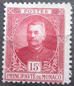 Monako 1924 Kníže Louis II. Mi# 66 0625