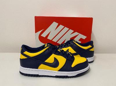 Nike Dunk Low Michigan vel.40/25cm