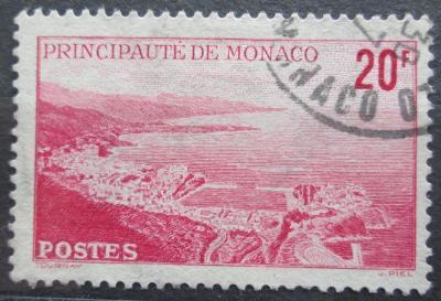 Monako 1948 Přístav Mi# 389 0625
