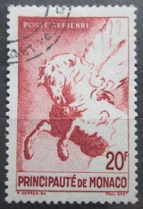 Monako 1942 Pegas Mi# 270 0625
