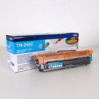 originální toner Brother TN-245C azurový, nový