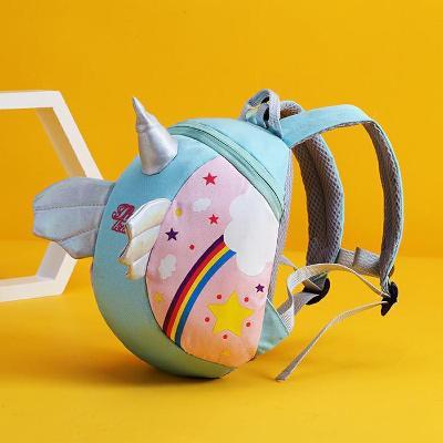 Dětský batoh s rohem jednorožce DBV02