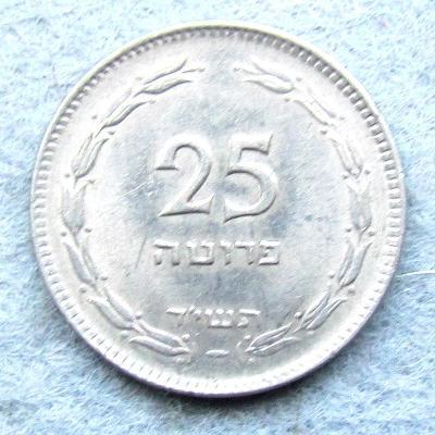 Izrael 25 mil