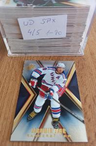 Kompletní set karet UD Spx 04/05 (90 karet)
