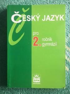 Český jazyk pro 2. ročník gymnázia