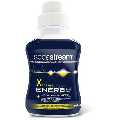 SodaStream sirup Xstream Energy 500ml