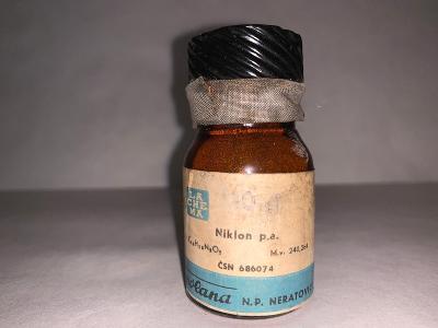Indikátor Niklon p.a (DIPHENYLGLYOXIME, C14H12N2O2 ,10g)