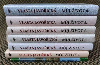 Vlasta Javořická - sbírka 57 knih