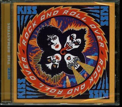 CD KISS 1976 - Rock And Roll Over (RE 2014)  ZAPEČETĚNÉ