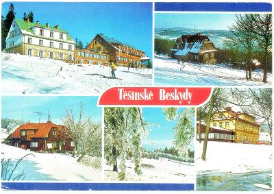 Těšínské Beskydy