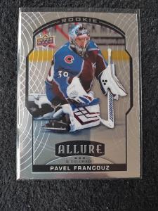 FRANCOUZ Pavel / Colorado Avalanche /  20-21 Allure⭐Rookie⭐