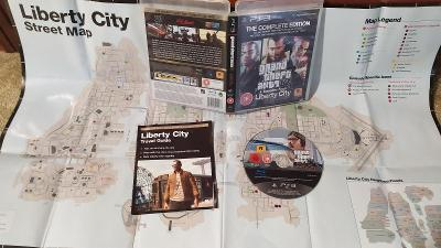 GTA 4 Grand Theft Auto IV Complete Edition PS3/Playstation 3