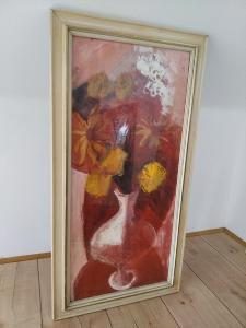 Akvarel obraz Chudera