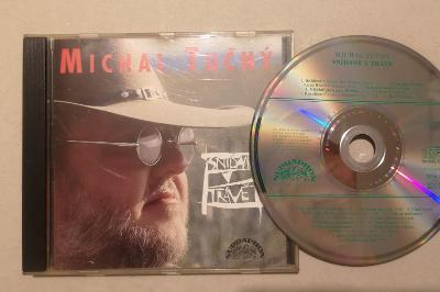3 x CD Michal Tučný - snídaně v trávě, odjíždímk v dál, country mistre