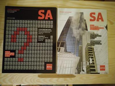 Student accountant, červen/červenec a srpen 2008