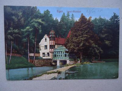 Eger. Insel - Mühlerl.....23.11.1915.