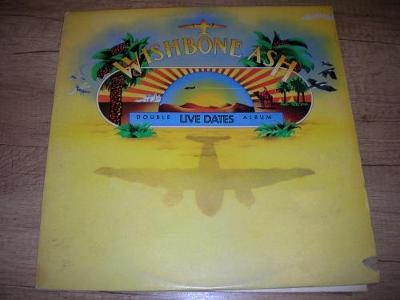 Wishbone Ash – Live Dates (1973) 2xLP , 1.Press UK ,EX-