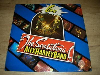 The Sensational Alex Harvey Band – Live (1975) UK 1.Press