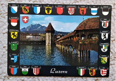 Luzern - Švýcarsko