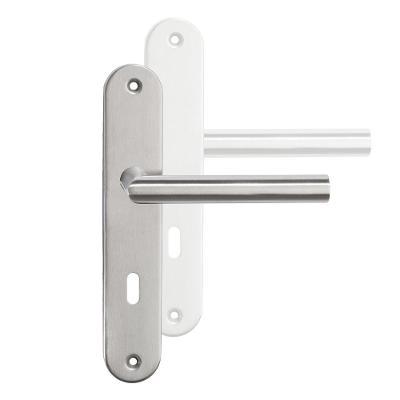tectake 401200 dveřní kování štítové - bb