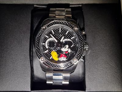 Hodinky Invicta Disney - Mickey Mouse - pánské Quartz 48mm, 10 ATM