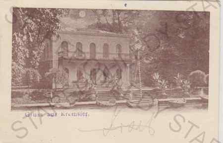 Kroměříž - Gruss aus Kremsier, DA