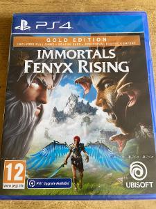 Ps4 - IMMORTALS FENYX RISING - GOLD EDITION