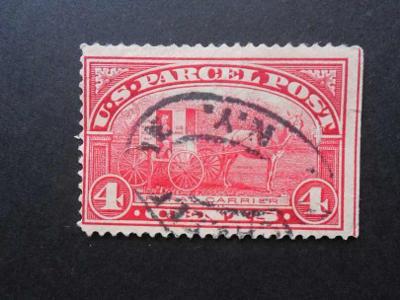USA - č.  4 P