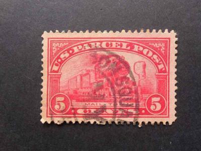 USA - č.  5 P