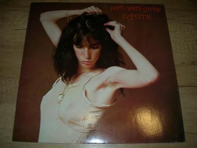 Patti Smith Group /IVAN KRAL/ Easter (1978) + PŘÍLOHA, 1.Press ,TOP!!!