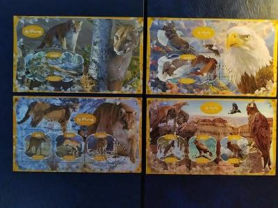 Fauna3 - Gabon, 20x aršík