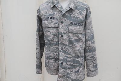 US AIR FORCE TIGER STRIPE COMBAT JACKET MR
