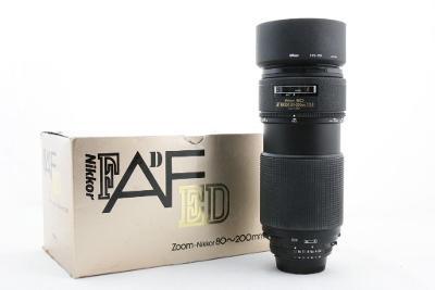 Nikon 80-200mm f/2.8 ED full-frame